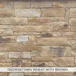 georgetown wheat with brown