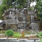 Colonial Classic Granite Waterfall Large