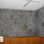 interior stone elite blue granite tumbled wall