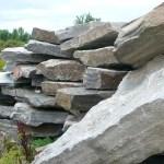 muskoka granite step slabs
