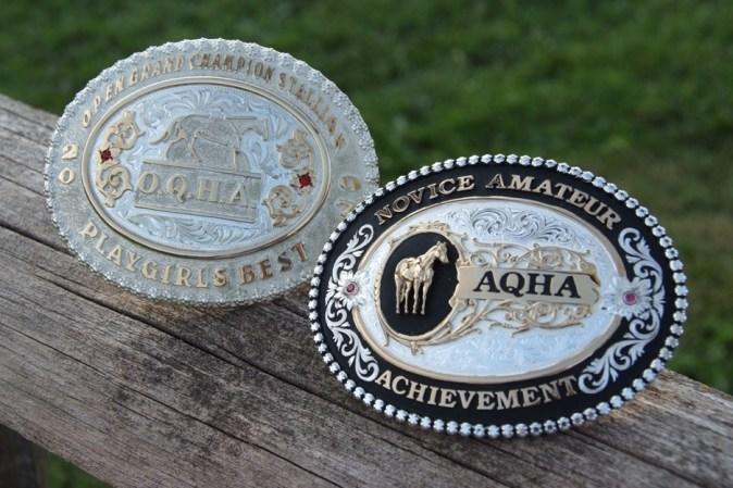 nathaniel's belt trophies