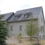 ottawa valley limestone tumbled ledgerock house end