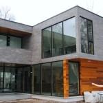 tigerstripe limestone sawn height low rise house