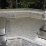 weatheredge limestone counter top
