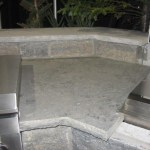 weatheredge limestone counter top