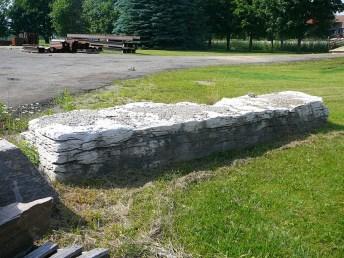 weatheredge limestone extra large size
