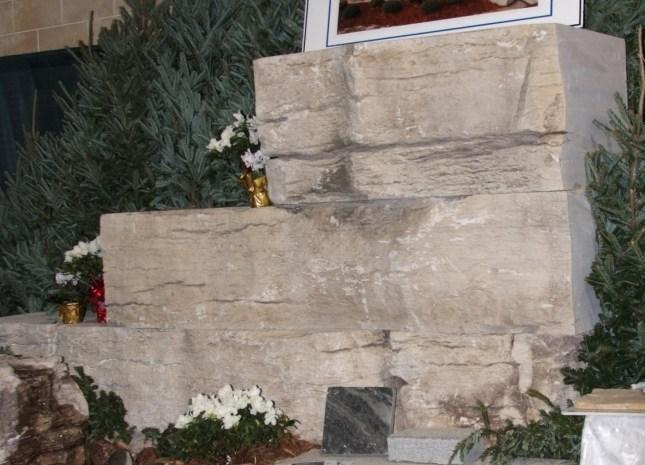 Weatheredge Limestone Sawn Armor Stone