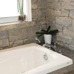 Weatheredge Limestone Ledgerock & Bathtub Surround