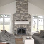 weatheredge limestone tumbled blend fireplace
