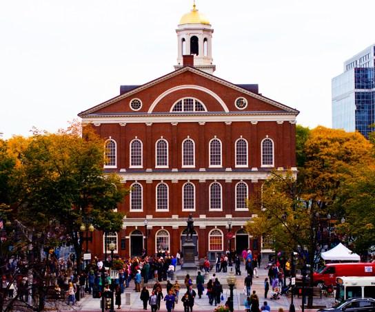 Resultado de imagen de faneuil hall boston