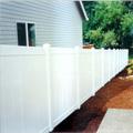 Fence rebuilding