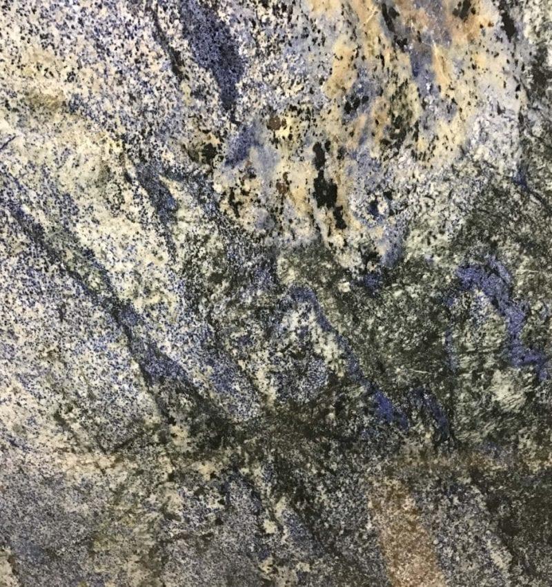 Blue Bahia Granite Colonial Marble Amp Granite