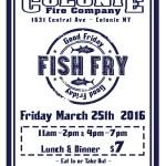 2016 FISH FRY