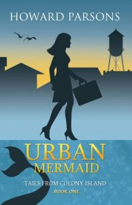 The cover for Urban Mermaid. Due for release in October.