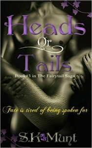Cover art for Heads or Tails by S.K. Munt - Emptyness is based on her novel.