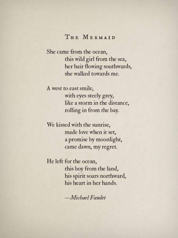 More Mer-Poetry
