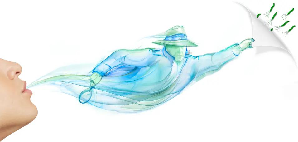 L'Helicobacter pylori e la sua diagnosi: facile come respirare!