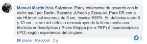 tecnica di Rives, REPA