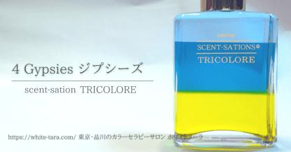 「ジプシーズ」センセーショントリコロール4 カラーセラピーボトルの意味と解説