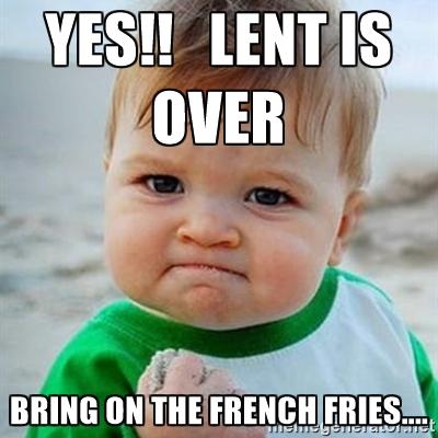 Lenten Promise