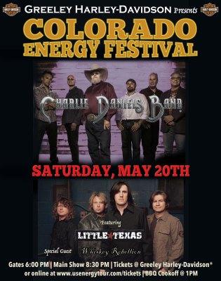 US energy tour