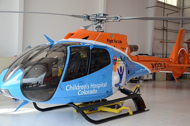 """New """"Flight For Life"""" Helicopter Specially Designed for Kids"""