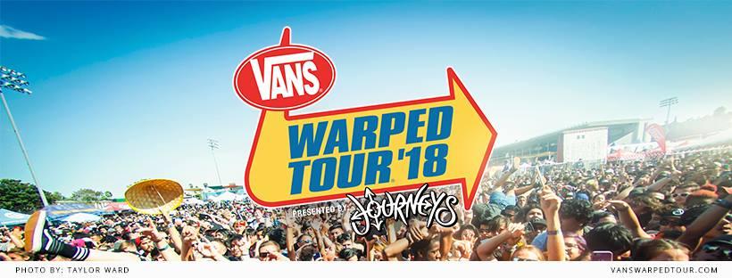 Vans Warped Tour Denver Lineup