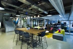 The Sydney office (courtesy of officelovin.com)