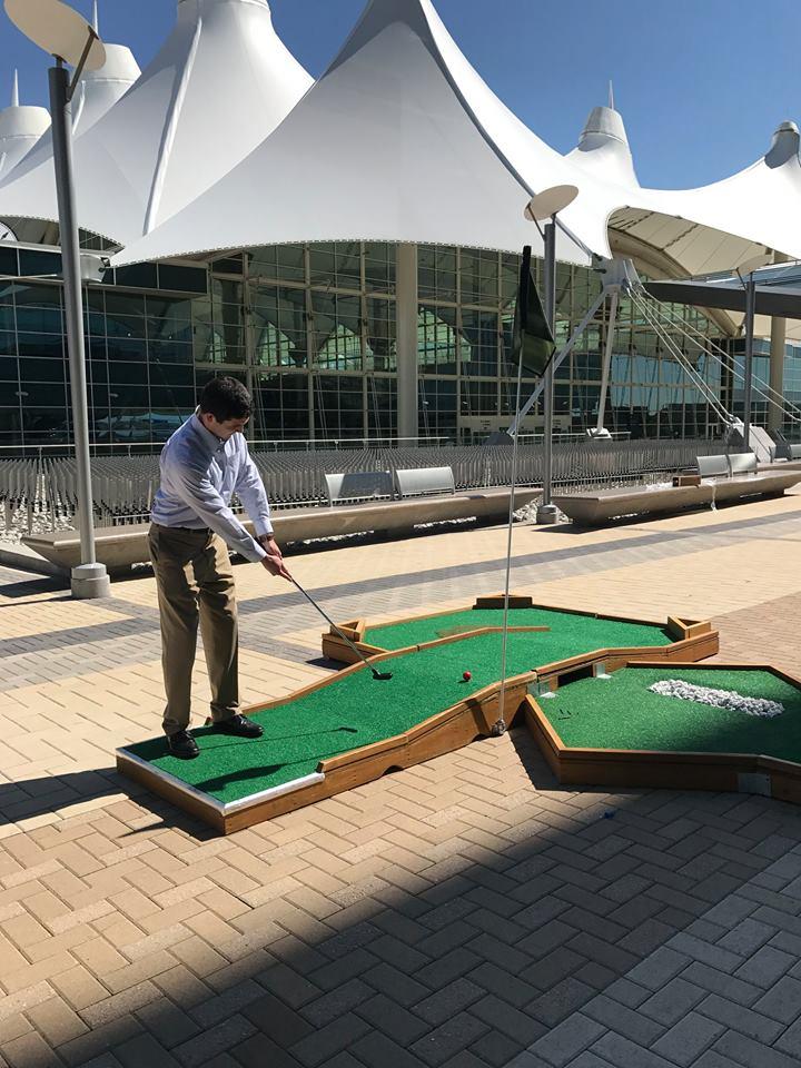 DIA\'s \'Mini Golf on the Plaza\' Returns This Summer!