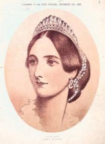 Jane Wilde, courtesy of ahistoryblog.com