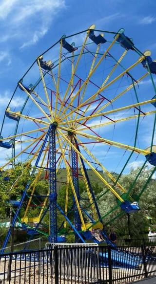 Imagine this in your backyard | Courtesy of Heritage Square Amusement Park (Facebook)