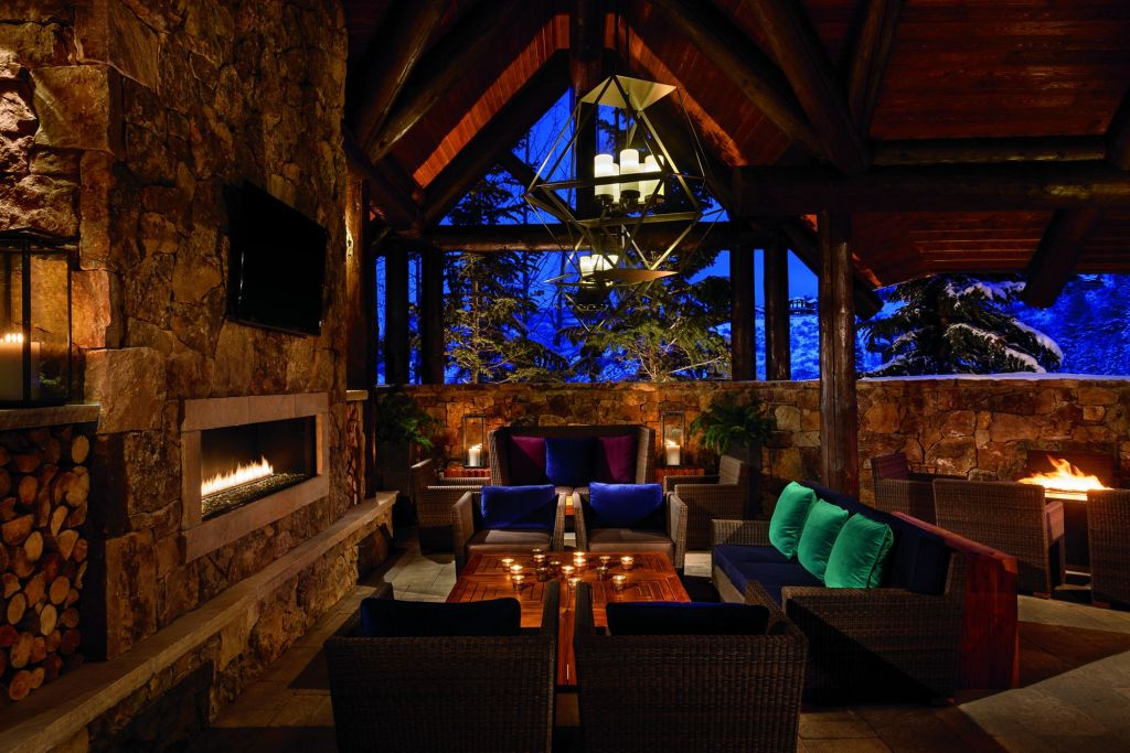 ritz carlton bachelor gulch in beaver creek, colorado