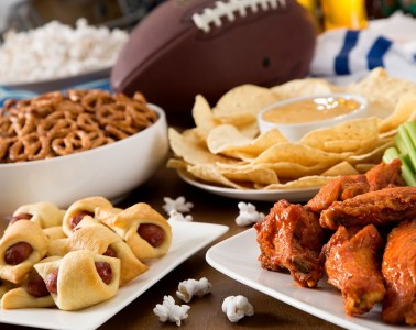 foods for the super bowl