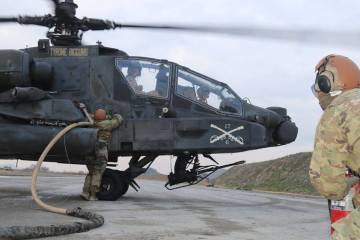 helicopters fort carson