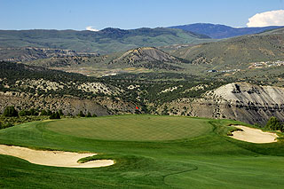 Red Sky Ranch Golf   Fazio course   Colorado golf course review by     Located just northeast of the Beaver Creek Resort region  Red Sky is  conveniently located off I 70  and features first class conditioning and  service   from