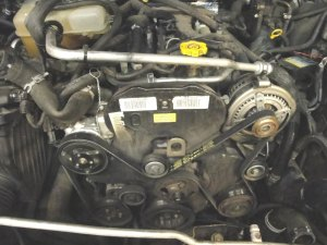 How To Guide: Jeep Liberty 28 CRD Timing Belt Replacement: