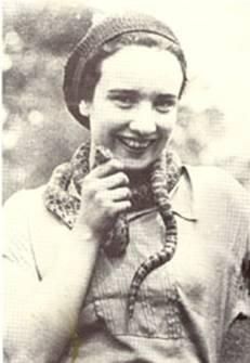 Fellow, Hannah Marie Wormington