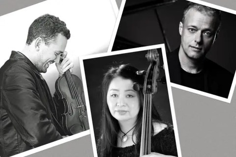 East–West Piano Trio Restoration Concert - March 26, 2017 - East West Piano Trio