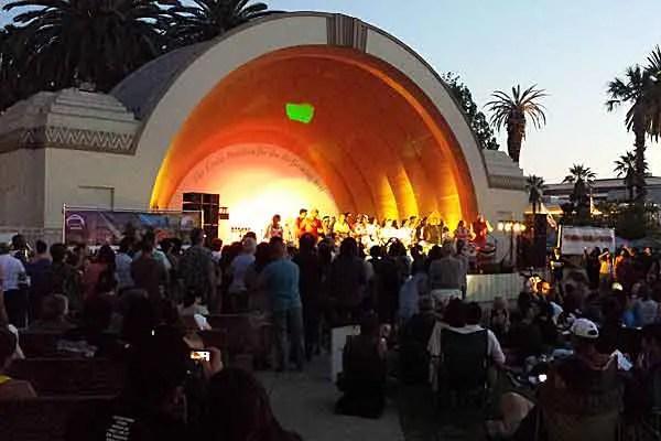 Levitt Pavilion Pasadena Concerts Coloradoboulevard Net