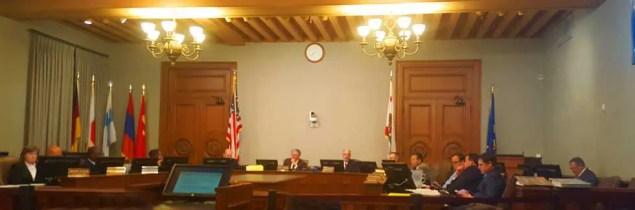 Pasadena City Council meeting, May 9, 2016 (Photo -©ColoradoBlvd.net).