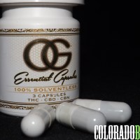 """Capsule Review: """"OG Essential Capsules"""" from """"Essential Extracts""""!"""