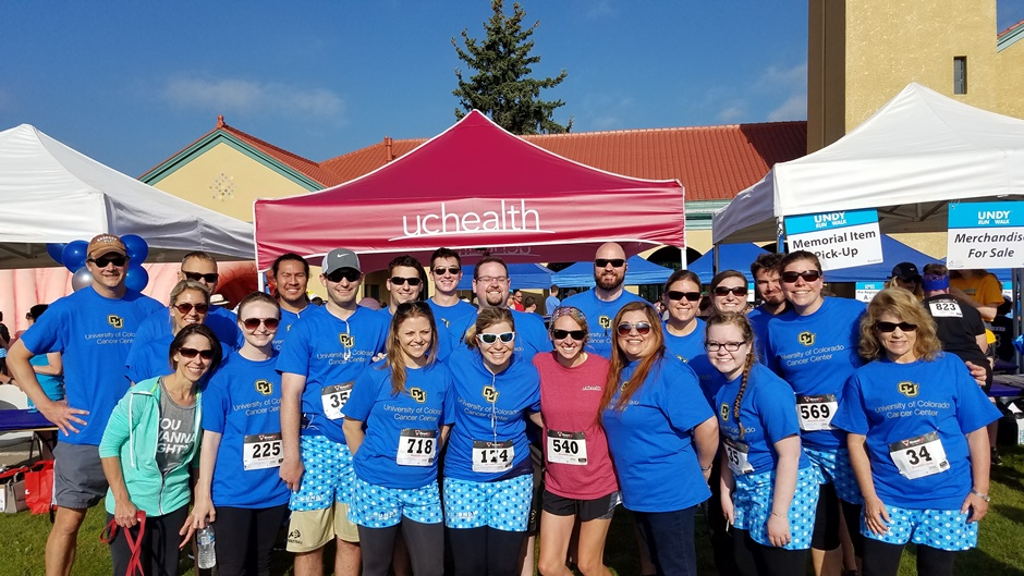 """Hundreds sport """"undies"""" for colon cancer research"""