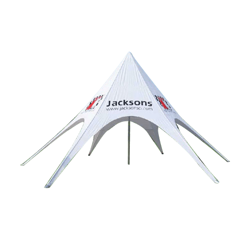 Adjustable Crank Shaft  sc 1 st  Colorado Canopies & Star Tent - Custom printed star shaped or starshade canopies and tents