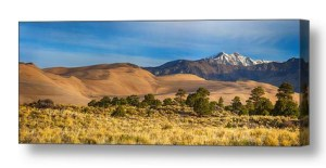 Colorado-Plains-Dunes-And-Rocky-Mountain-Panorama-Canvas-Wall-Art