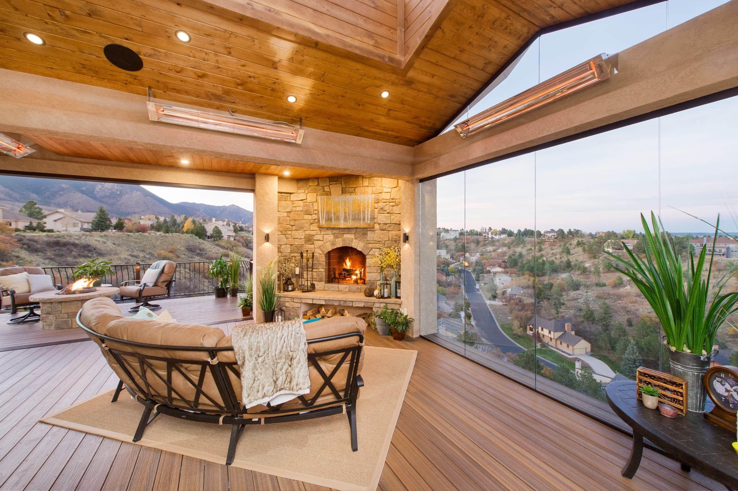Cliffside Luxury | Deck & Patio Builder in Englewood ... on Luxury Backyard Patios id=26011