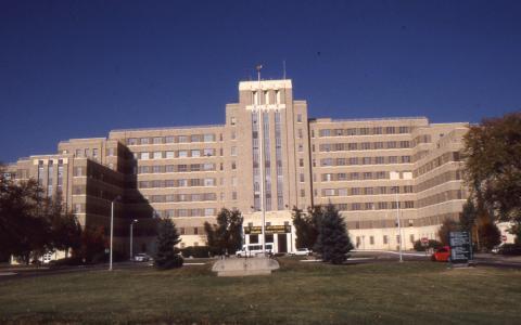 Fitzsimons General Hospital Articles Colorado Encyclopedia
