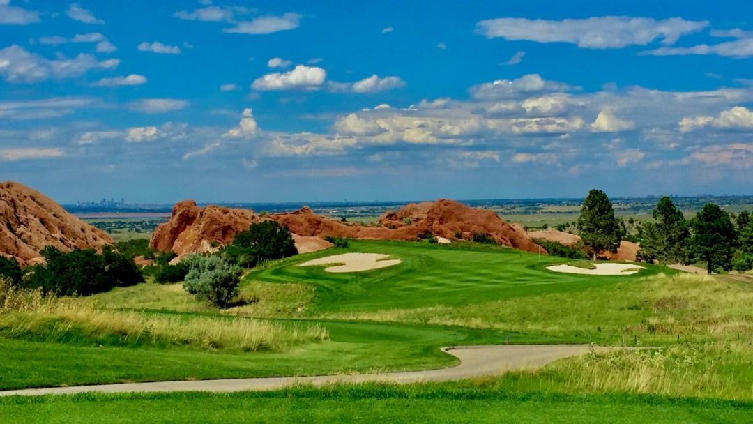 Hole #3 - Arrowhead Golf Club