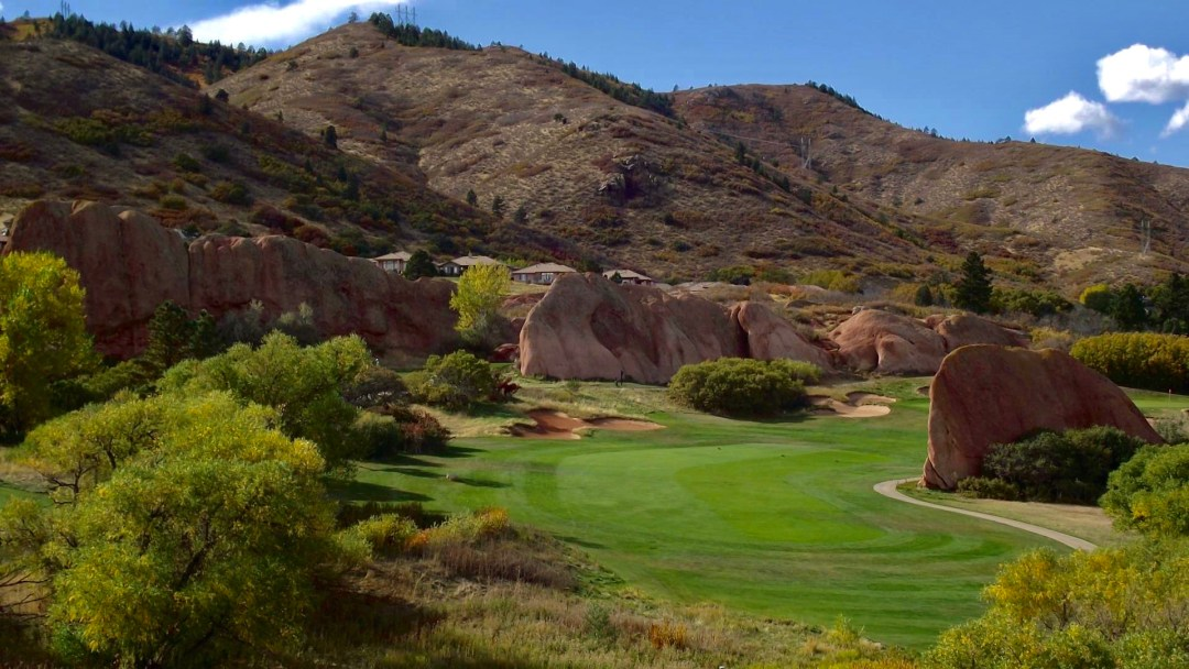 Hole #5 - Arrowhead Golf Club