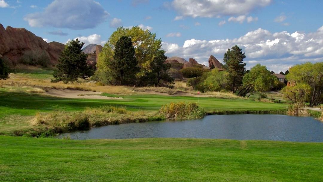 Hole #7 - Arrowhead Golf Club