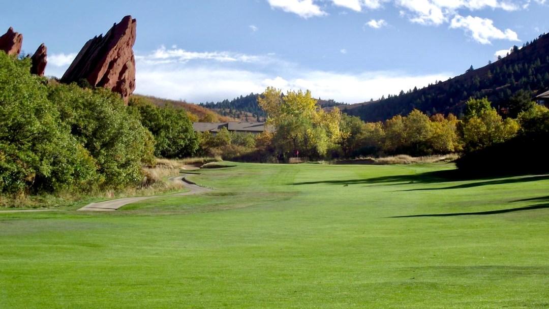 Hole #12 Arrowhead Golf Club